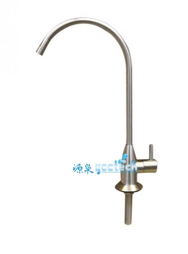 304不鏽鋼鵝頸龍頭~各式淨水器.RO機.愛惠浦生飲設備.3M淨水器專用 1