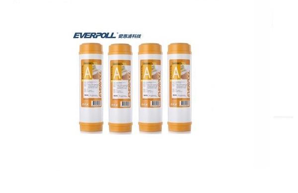EVERPOLL樹脂濾心EVB-M100A/EVBM100A【10英吋標準規格】【4支優惠價1000元】 1