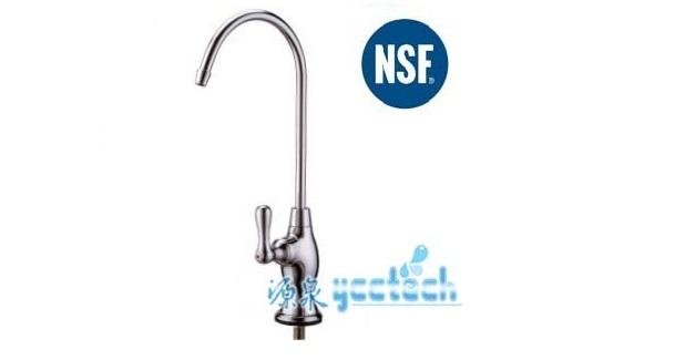 ●源泉淨水器專業店●各式淨水器設備過濾器專用NSF認證美觀中彎精密陶瓷鵝頸 1